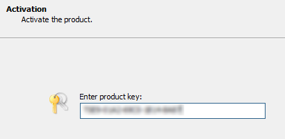 product key for tableau 10.0