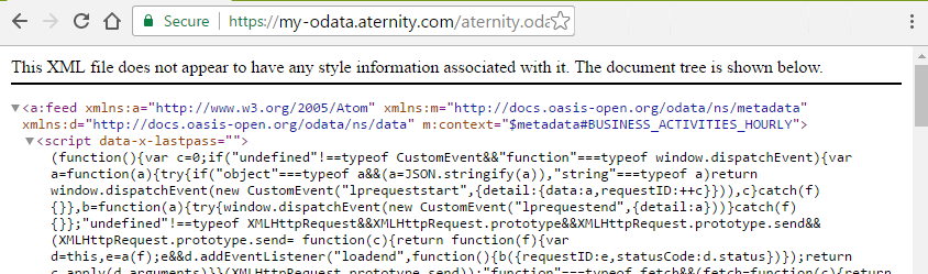 Start Analyzing Aternity's Data with an Overview of all REST